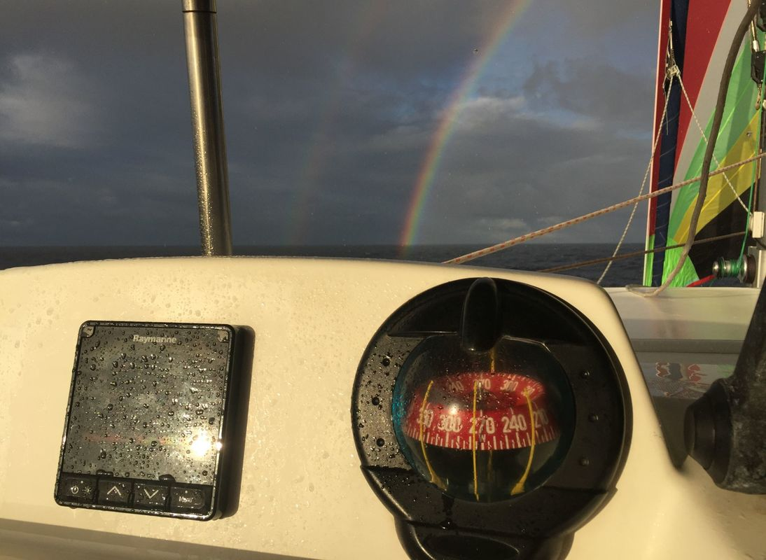 Crossing the Atlantic on a sailboat – The grand odyssey of 3 weeks