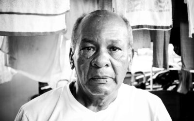 Ramiro, the hero –cares for homeless people in Chinchiná since 1981